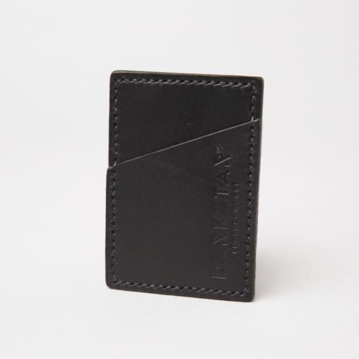 Leather Credit Card Holder & Money Clip